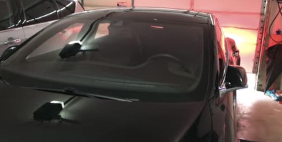LLamando al Tesla Model X desde el Apple Watch