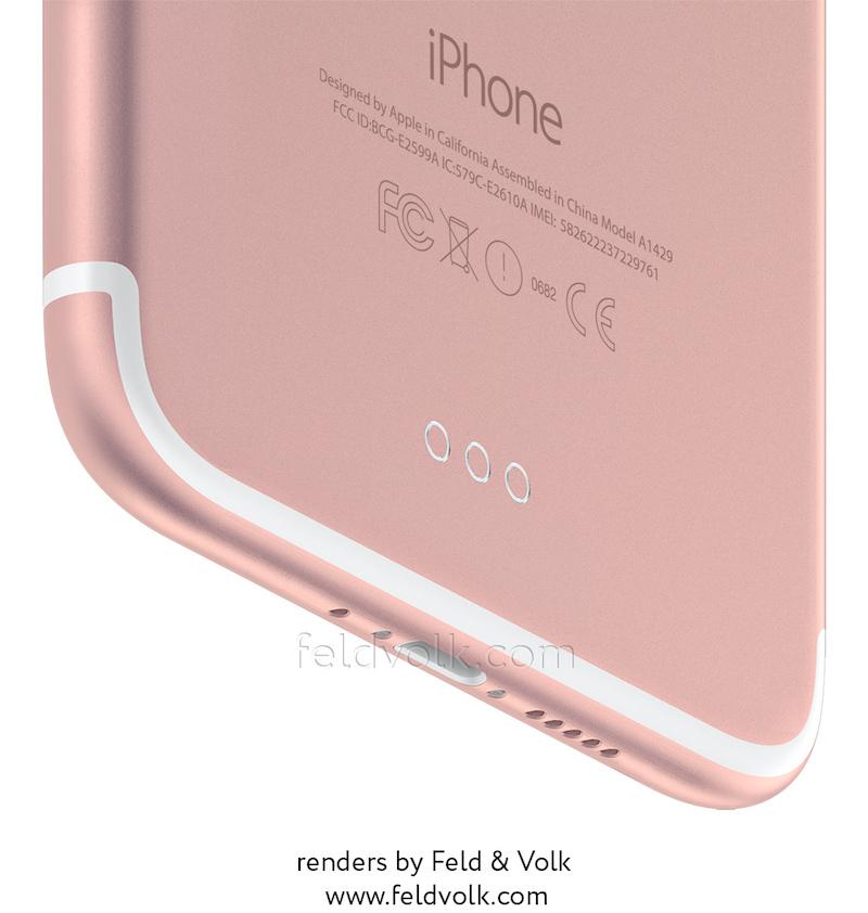 Smart Connector del iPhone 7 Plus