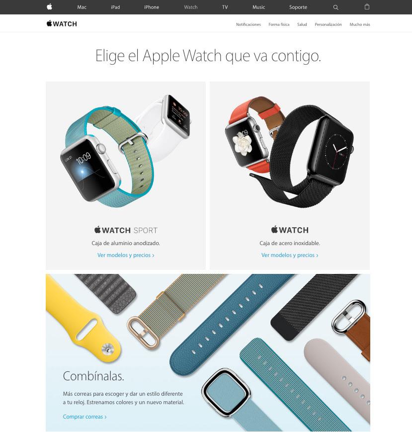 Sin Apple Watch Edition
