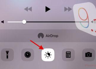 Modo Nocturno en iOS 9.3