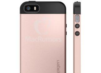 Futura funda de Spigen para el iPhone SE