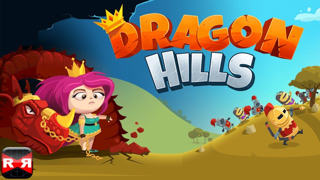 Ll�vate gratis Dragon Hills, el juegazo de esta semana en la App Store