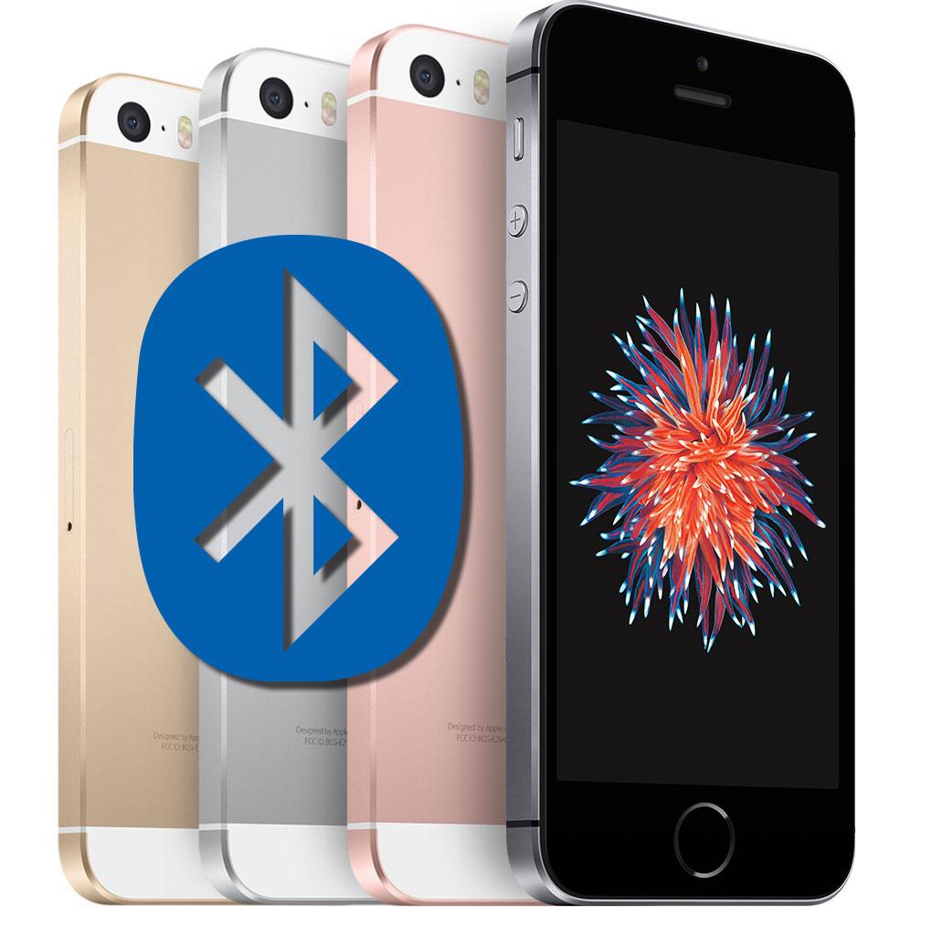 Problemas con el Bluetooth del iPhone SE