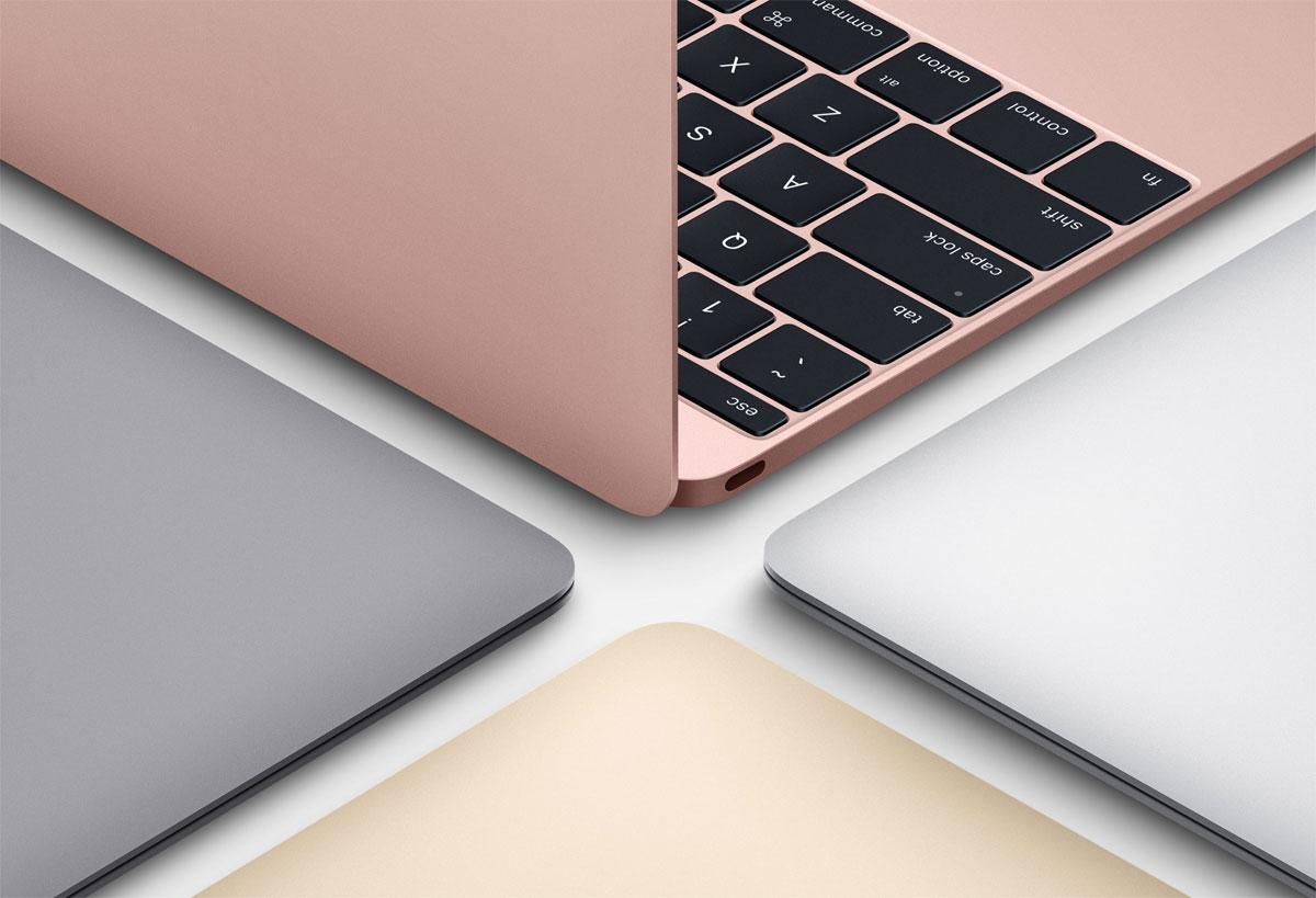 """Nuevo MacBook de 12"""" para el 2016"""