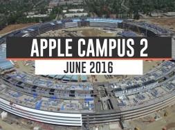 APPLE-CAMPUS-2-June-2016-Construction-Update-4K
