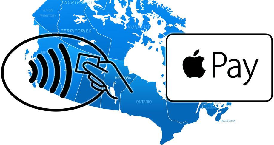 Apple Pay en Canadá