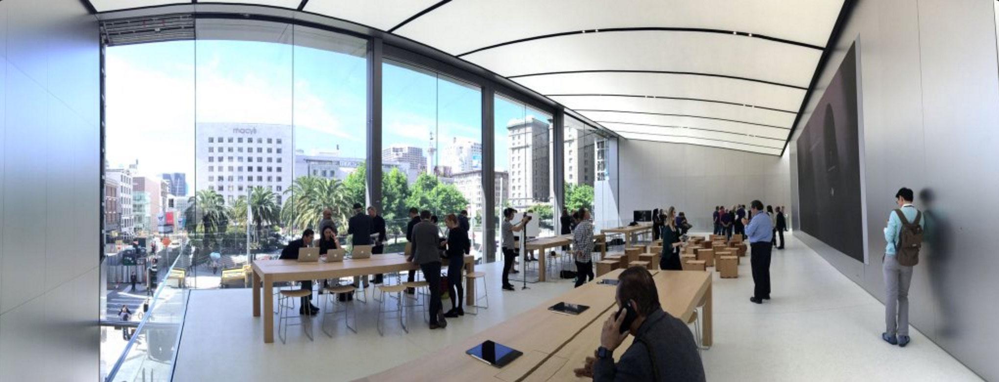Apple Store de Unison Square