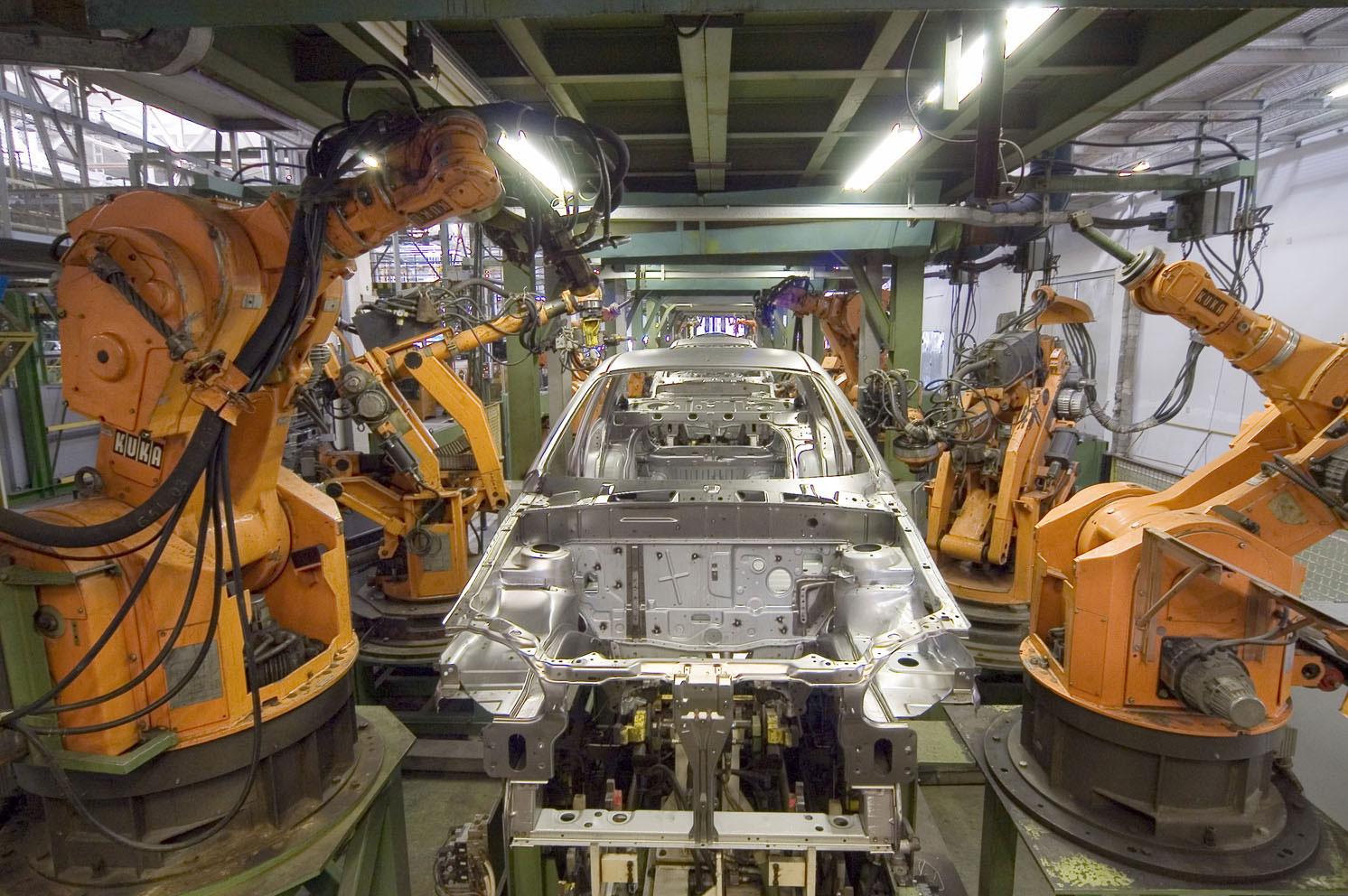 Foxconn ha reemplazado m�s de la mitad de sus trabajadores con robots especializados