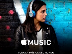 Toda la música en Apple Music