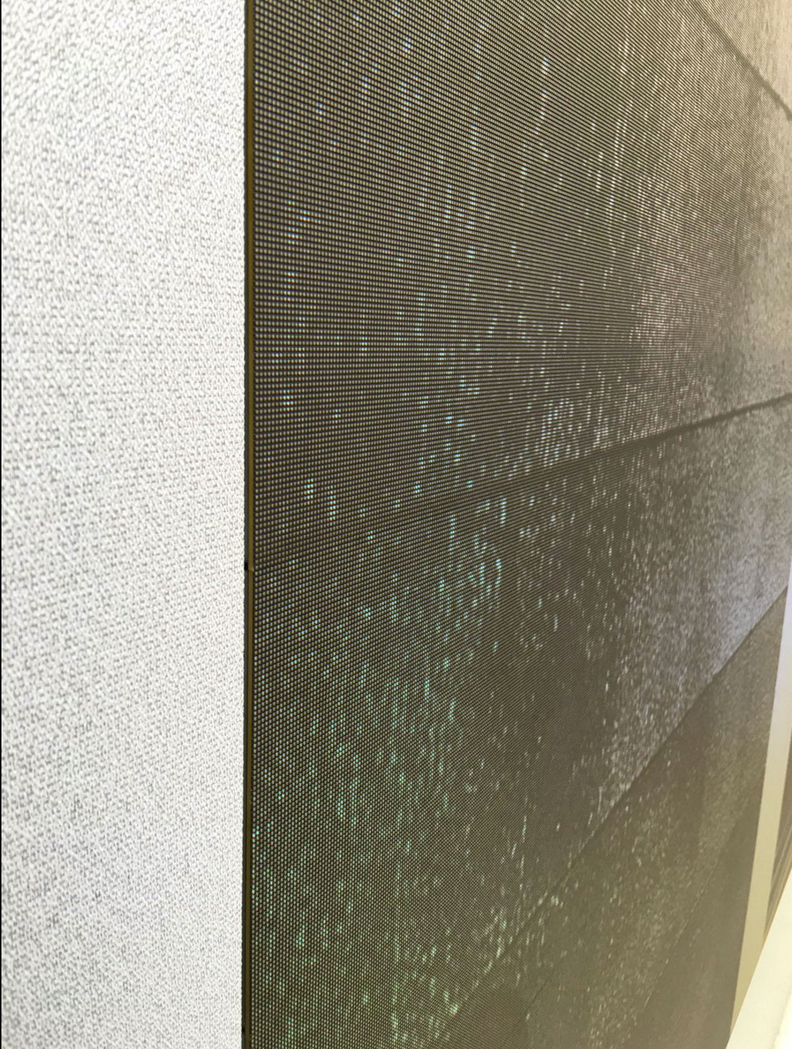 Muro LED de la Apple Store de Unison Square