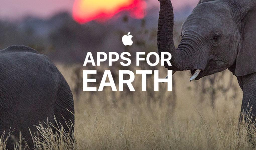 Apps para el Día de la Tierra