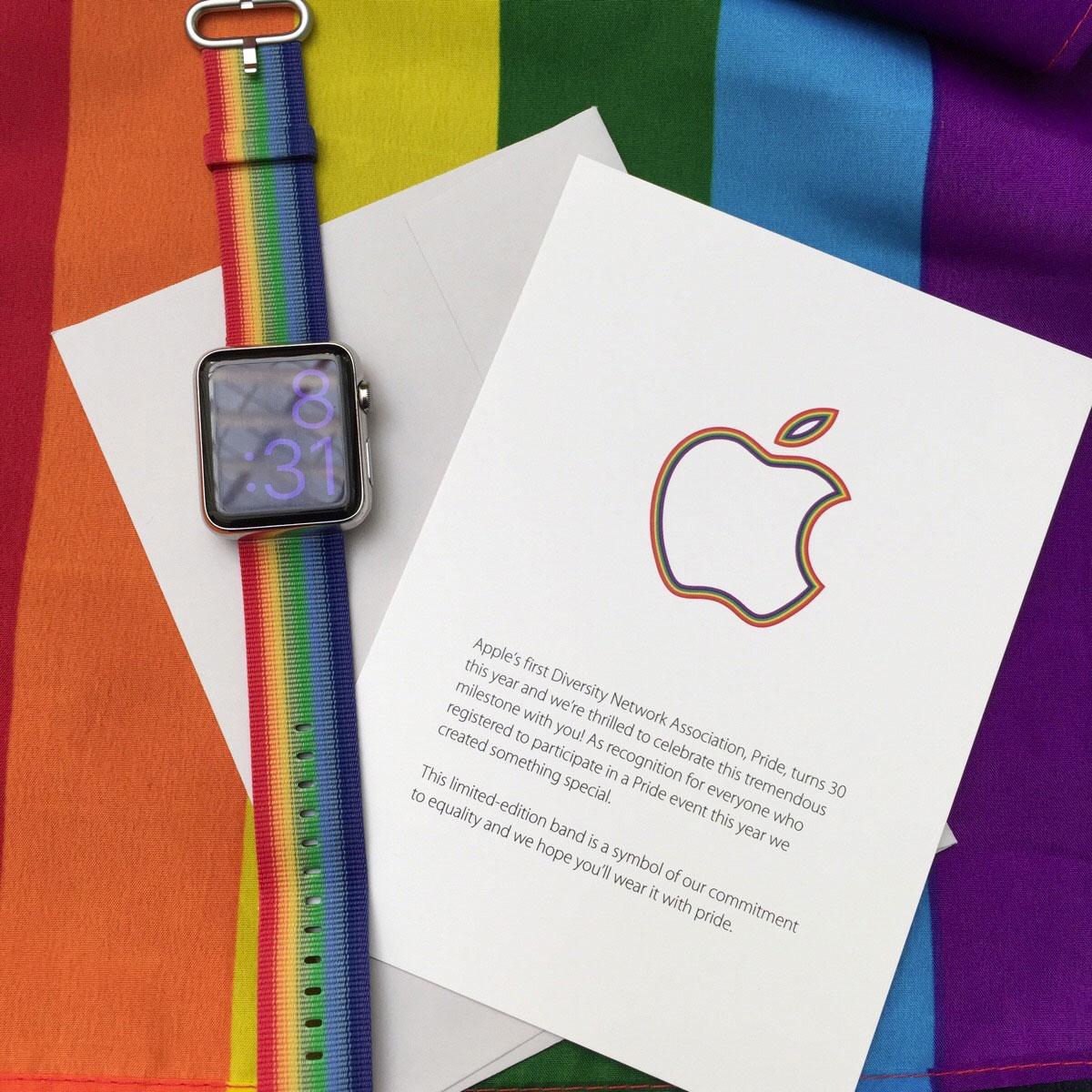 Correa exclusiva del Apple Watch
