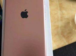 iPhone 7 chino de coña