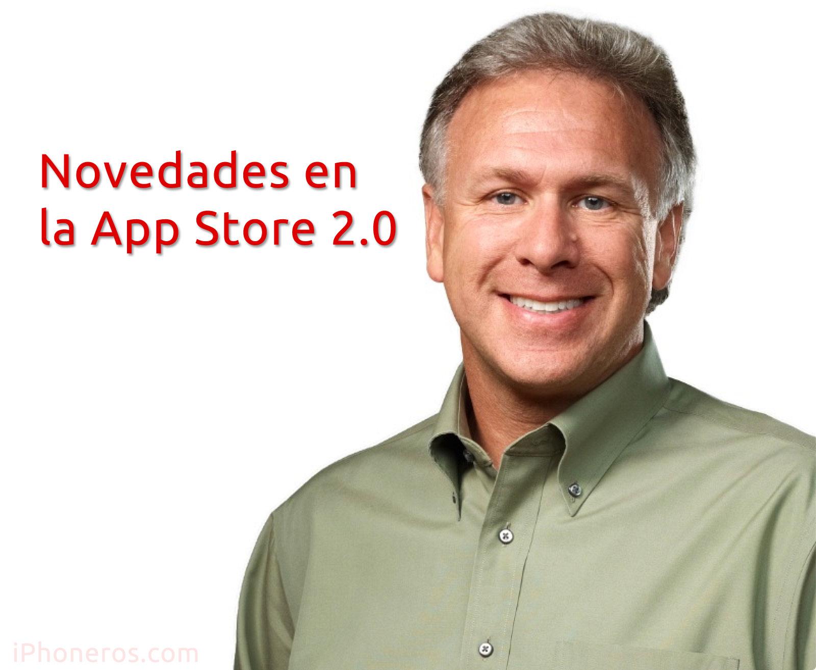Phil Schiller nos cuenta las novedades en la App Store