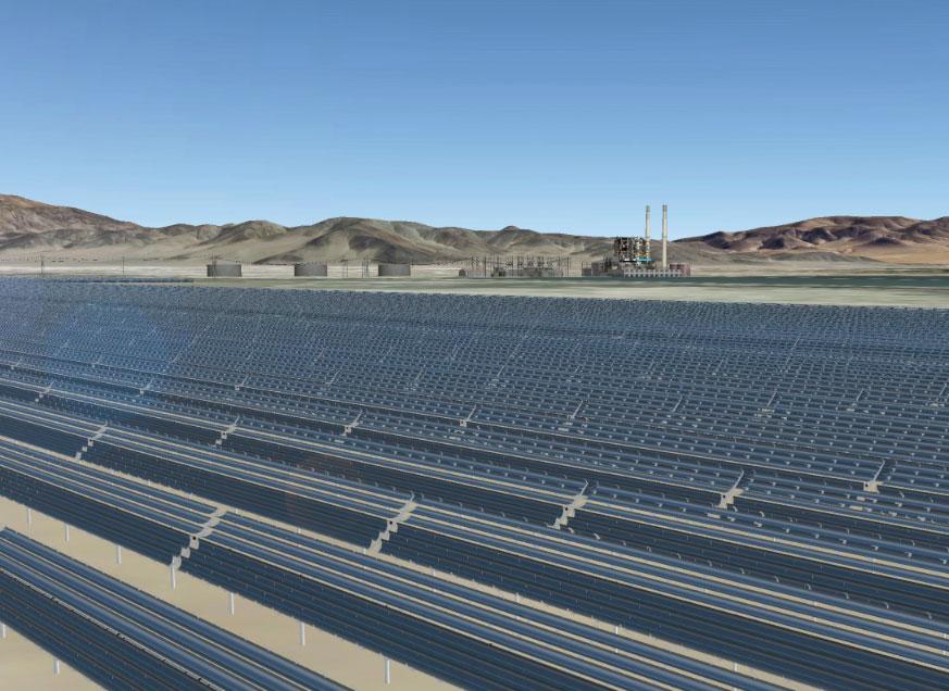 Granja Solar de Apple