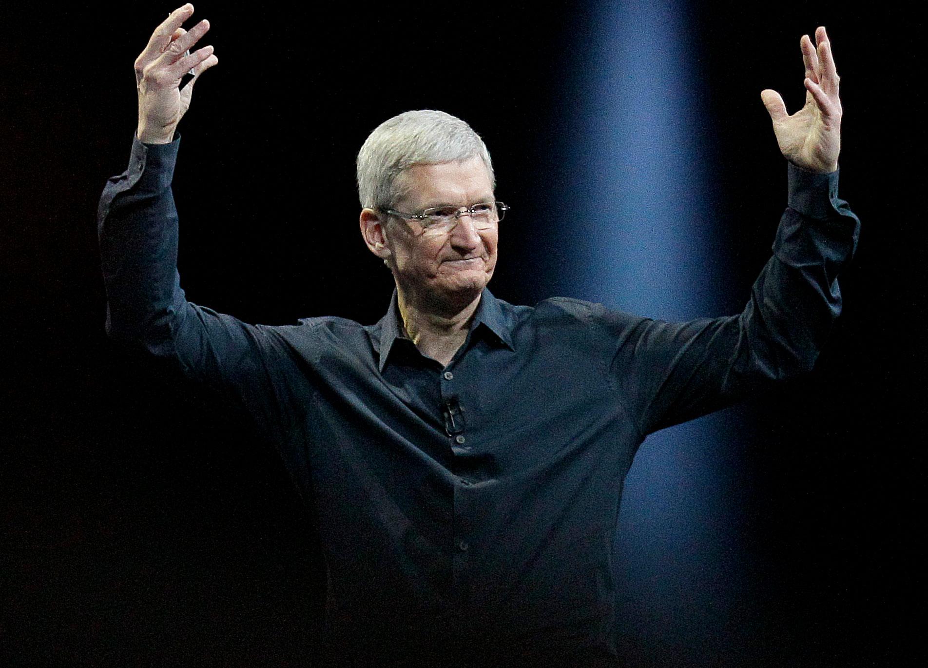 Tim Cook cumple 5 a�os en Apple como CEO, as� ha cambiado la empresa en este tiempo
