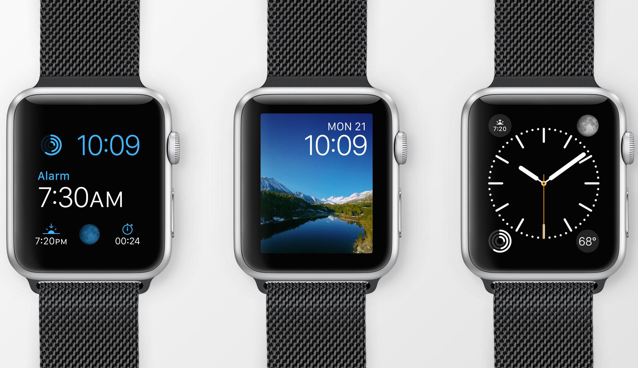 Correas del Apple Watch