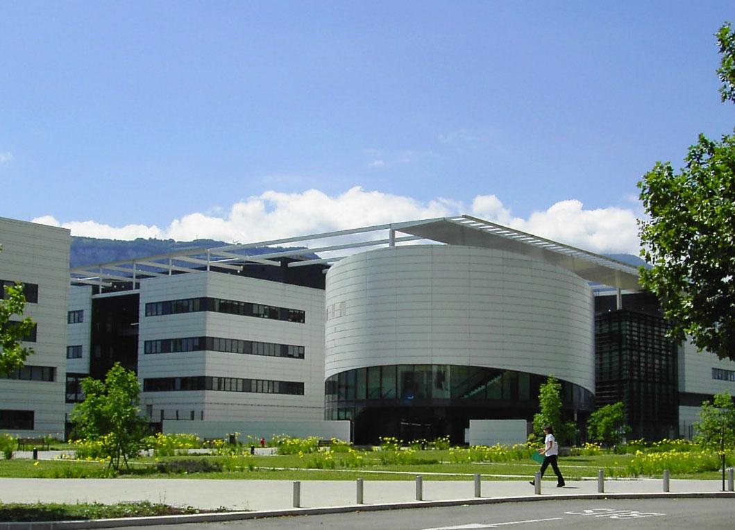 Centro Europeo de Investigación Minatec en Grenoble