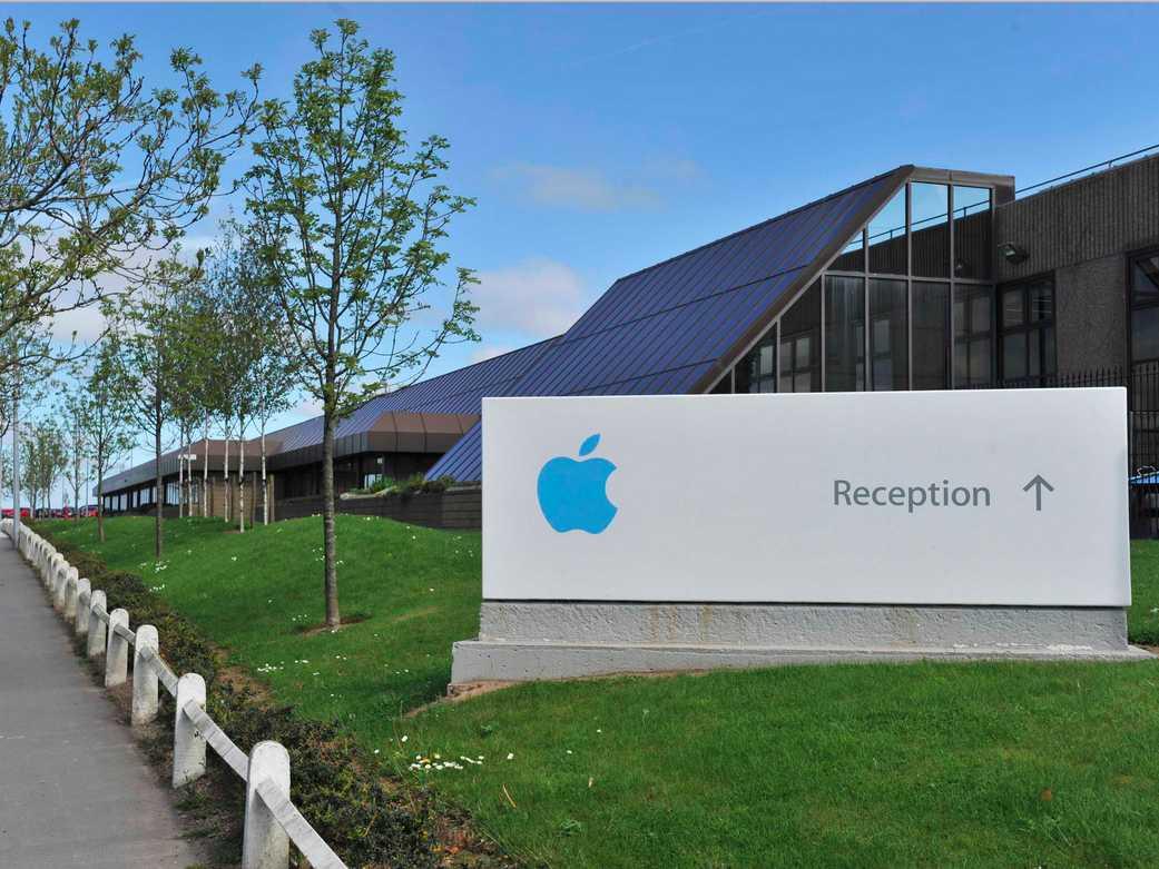 Oficinas de Apple en Irlanda
