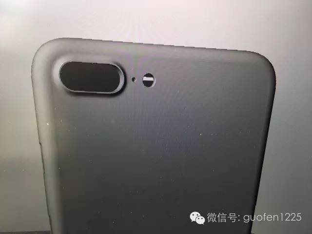 Imágenes generadas por ordenador de la supuestas carcasa del iPhone 7