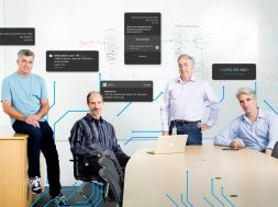 Entrevista a los responsables de Siri