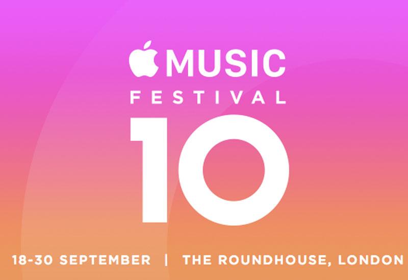 Apple anuncia las fechas de su festival de m�sica anual: Del 10 al 23 de Septiembre