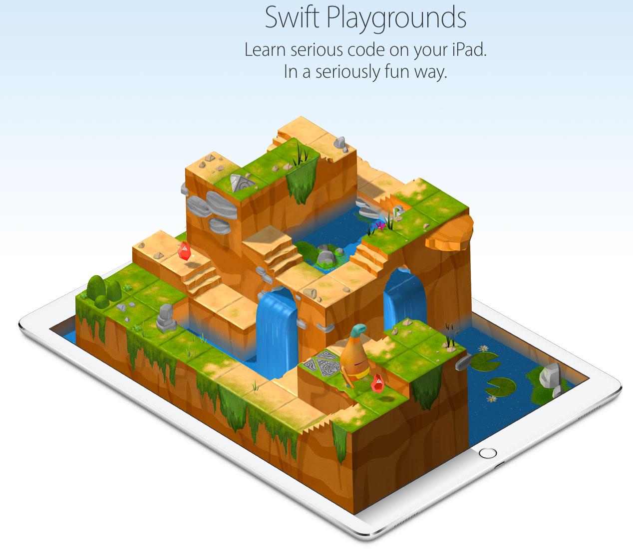 Swift Playgrounds