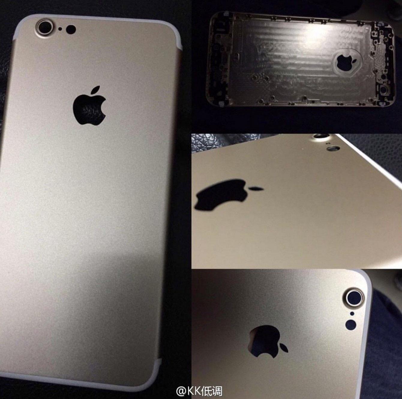 Maqueta del iPhone 7