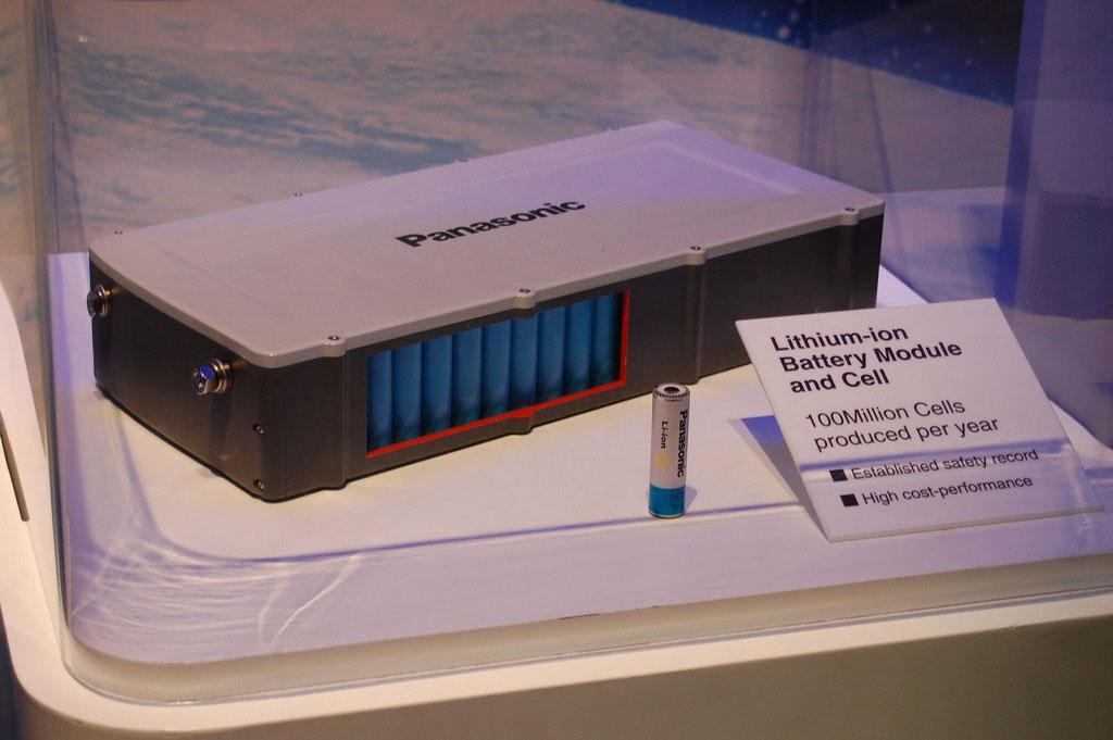 Baterías para Tesla fabricadas por Sony