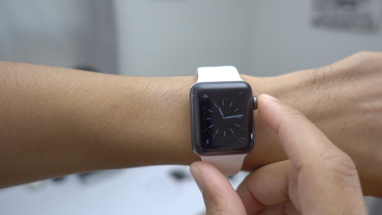 Reloj en iphoneros for Especificaciones iwatch