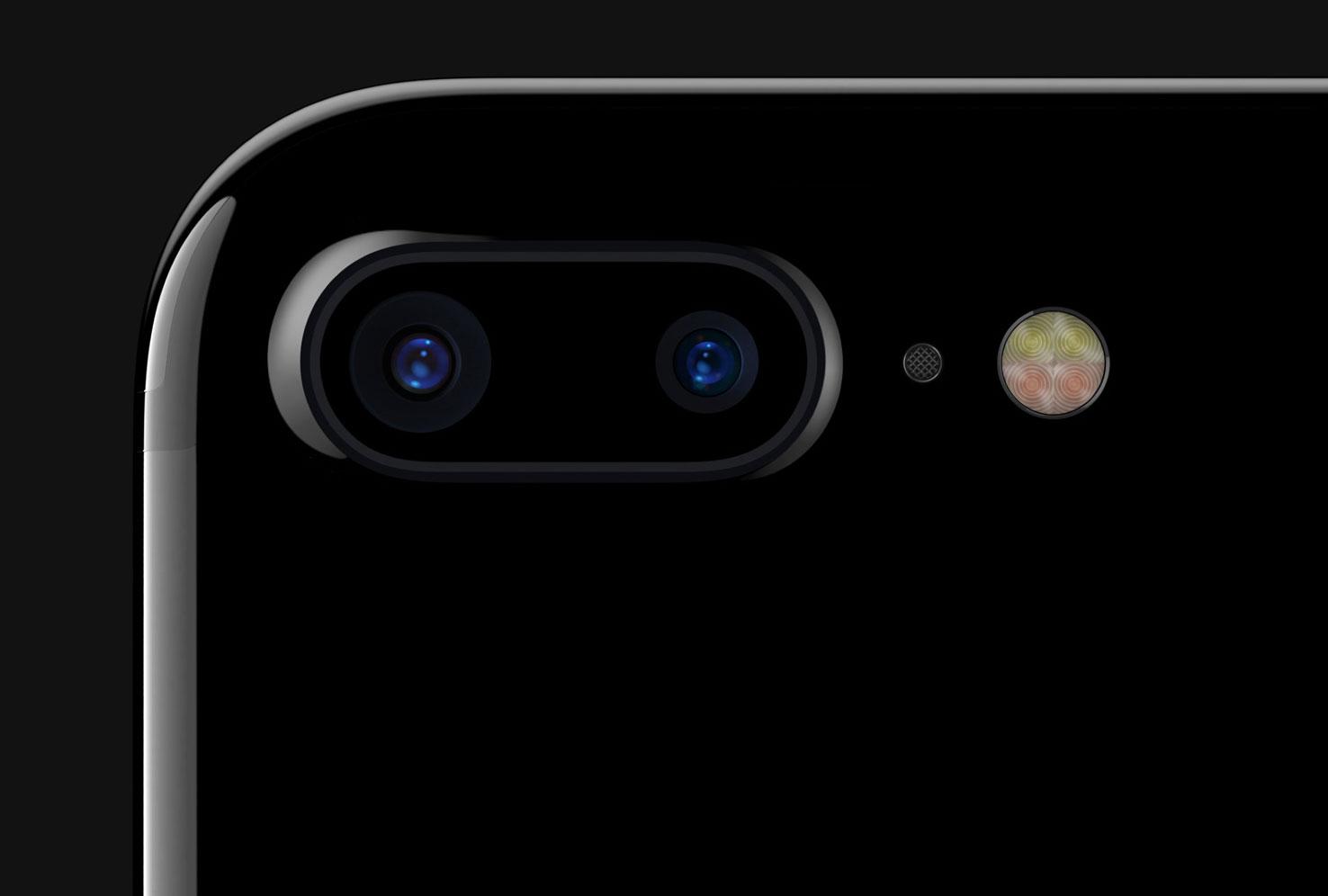 Doble cámara en el iPhone 7 Plus