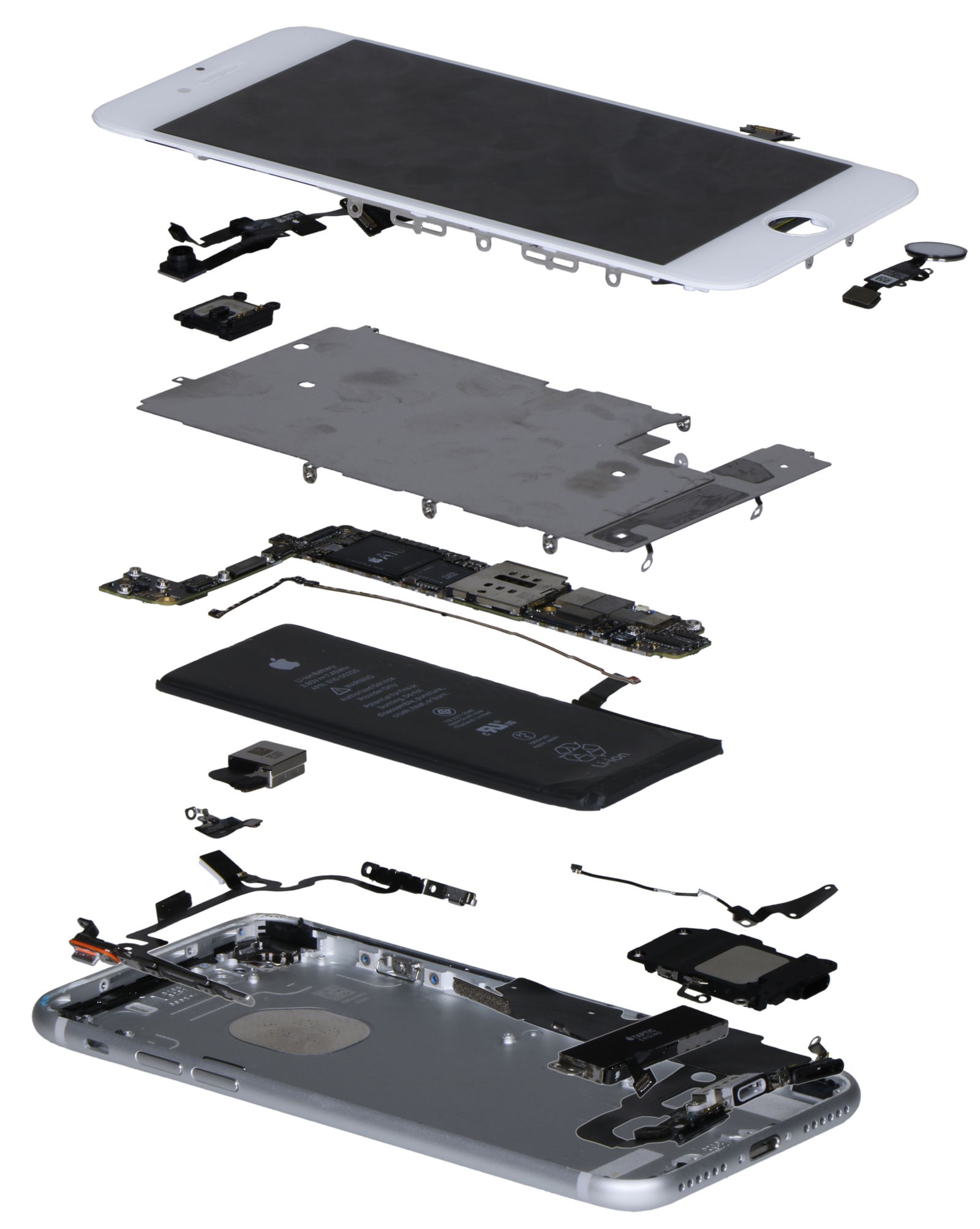 bateria para iphone 3gs