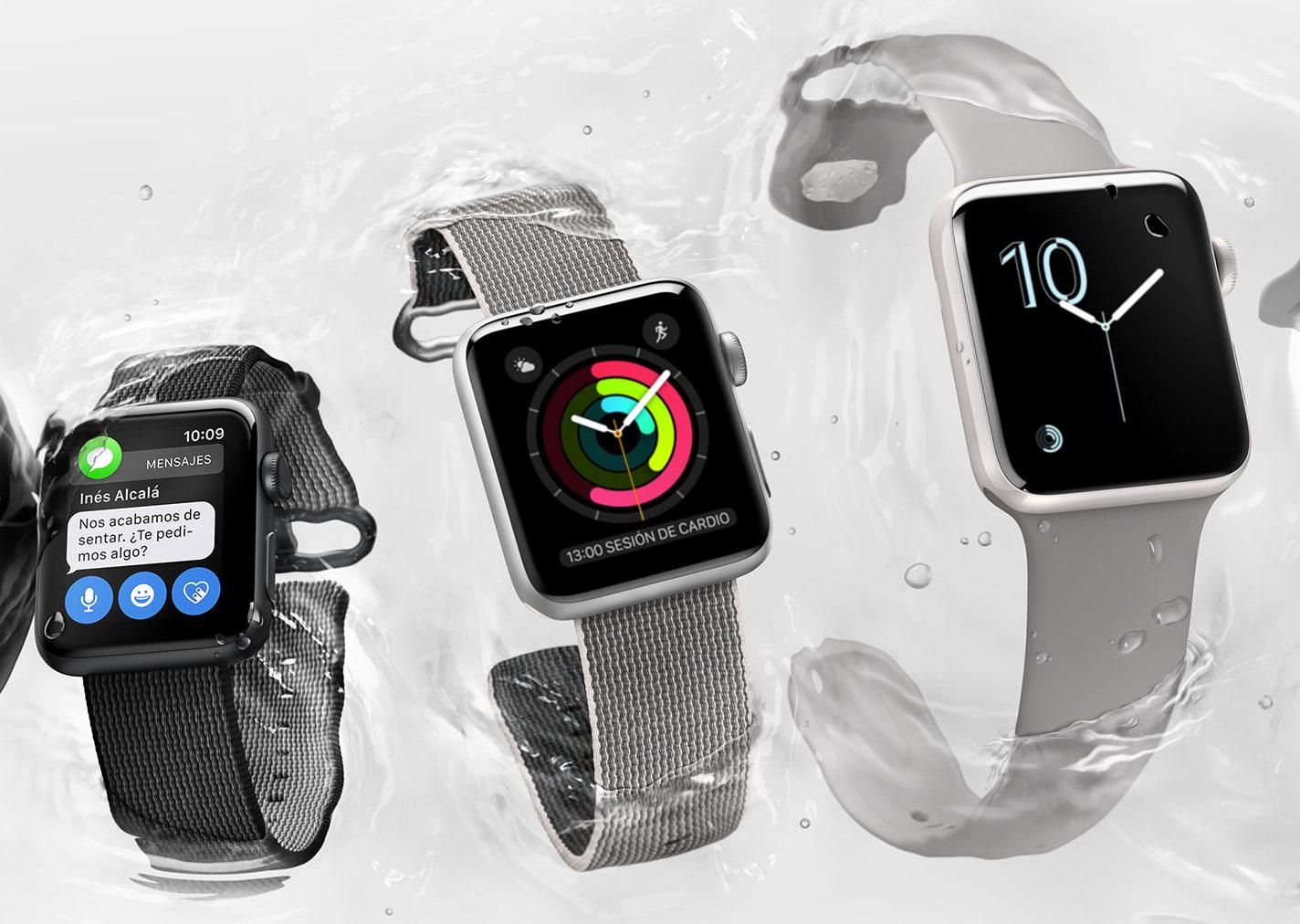 Nuevo Apple Watch 2