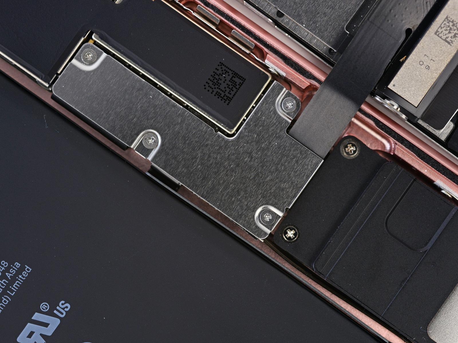 Protección plástica del iPhone siete Plus