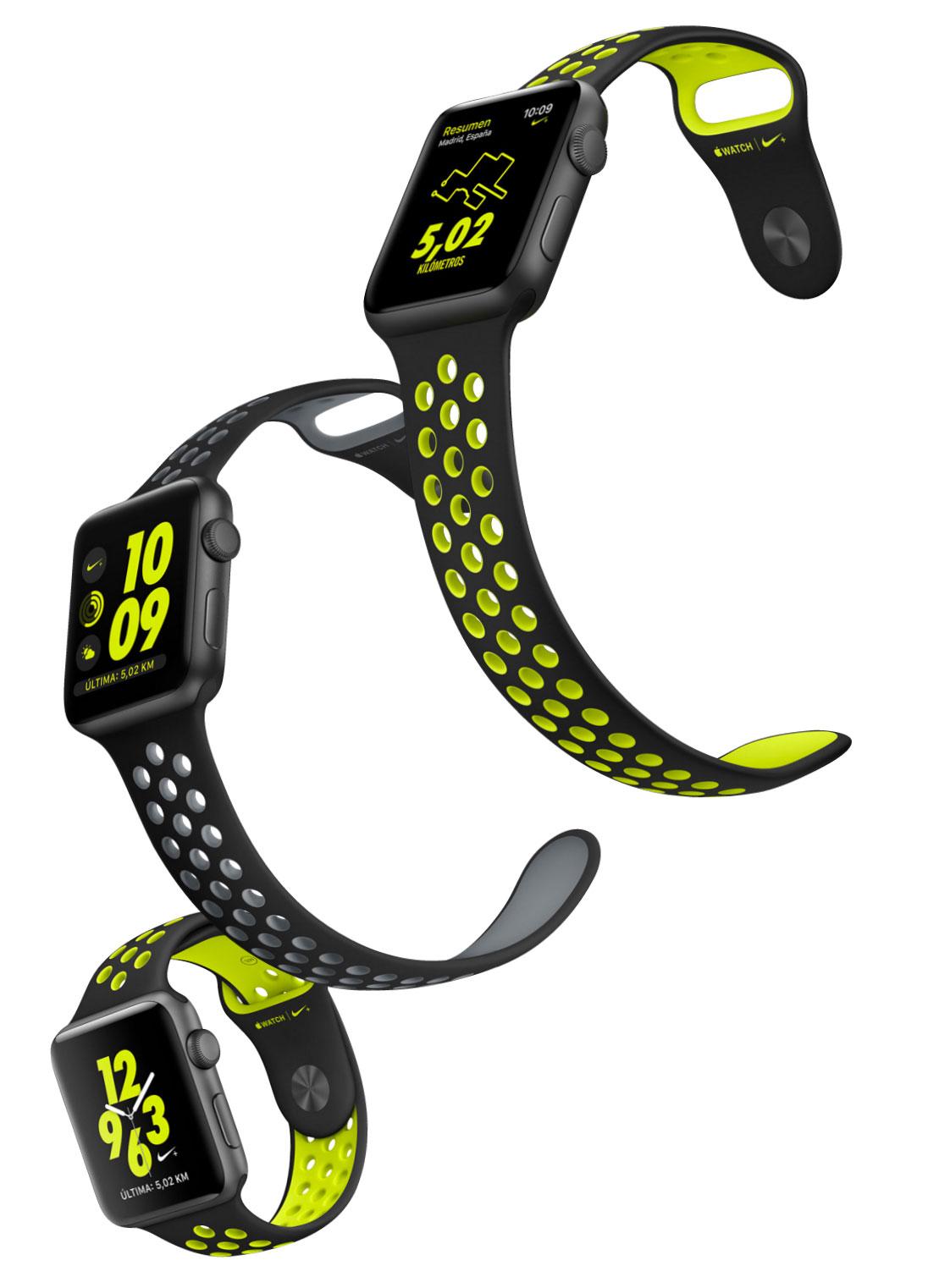 Apple Watch de Nike