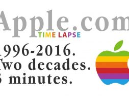 Apple.com-1996-2016-TIME-LAPSE-2-Decades-in-3-Minutes