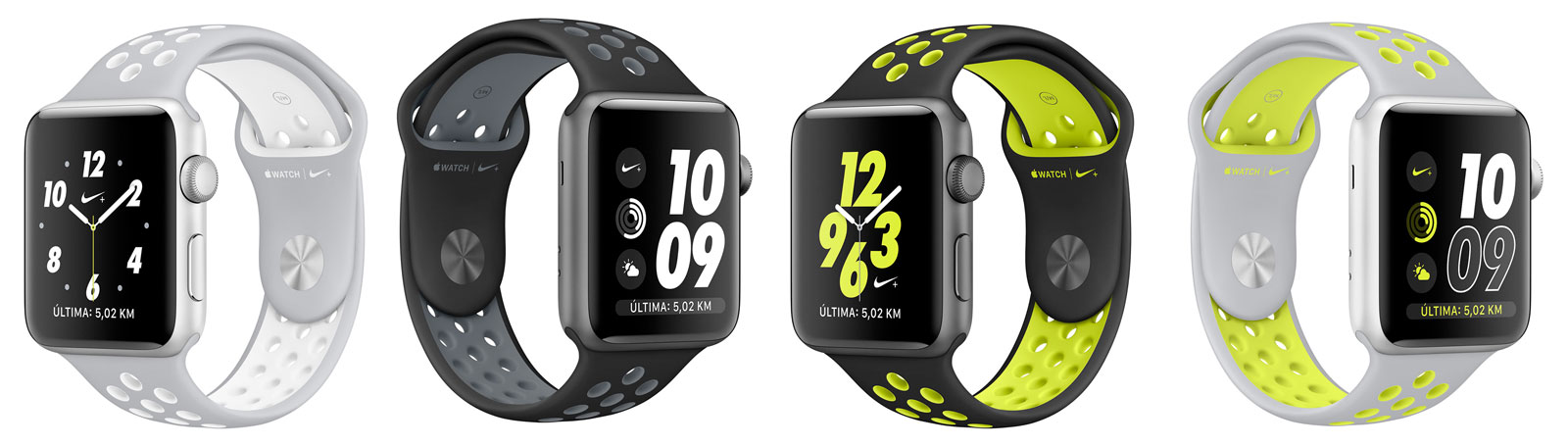 Colores del Apple™ Watch dos Nike+