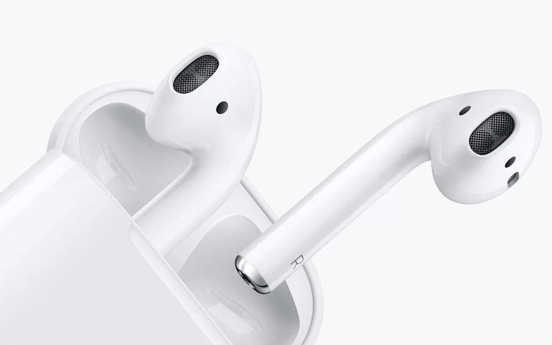 Los auriculares AirPods ya a la venta, entregas a partir del 20 de Diciembre