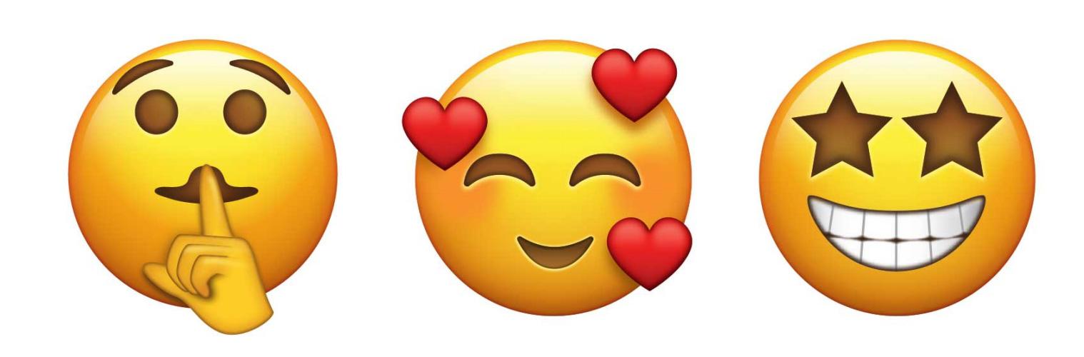 As 237 Ser 225 N Los 51 Nuevos Emojis Para El A 241 O 2017 En Iphoneros