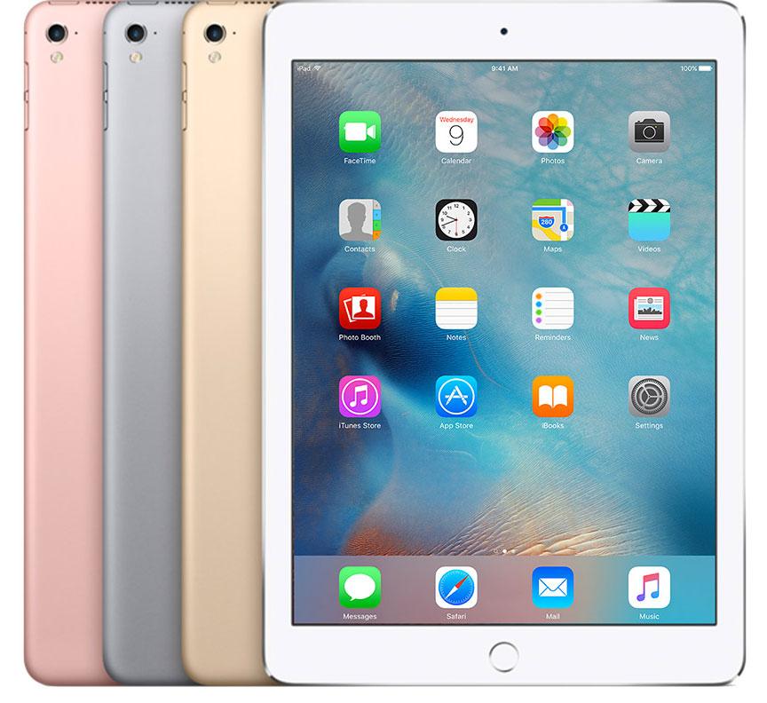 Todos los prototipos de iPad Pro