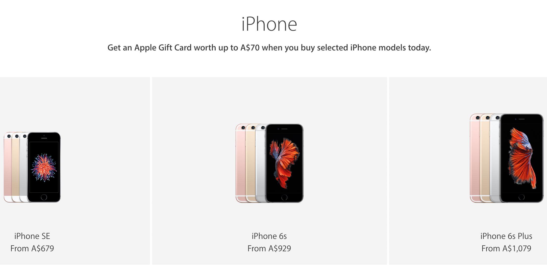 Sin iPhone siete en el Black Friday