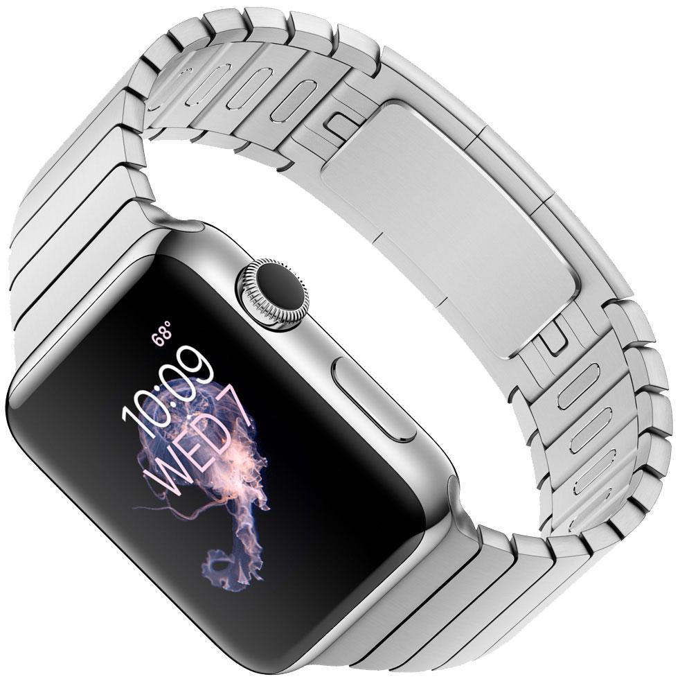 Apple Watch plateado