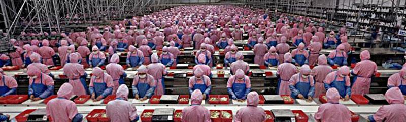 Empleados de Foxconn