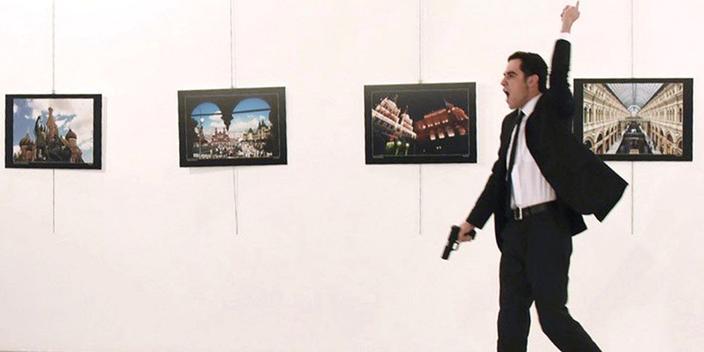 Asesino del embajador ruso