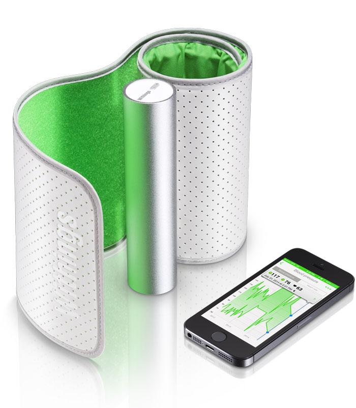 El Wireless Blood Pressure Monitor de Withings
