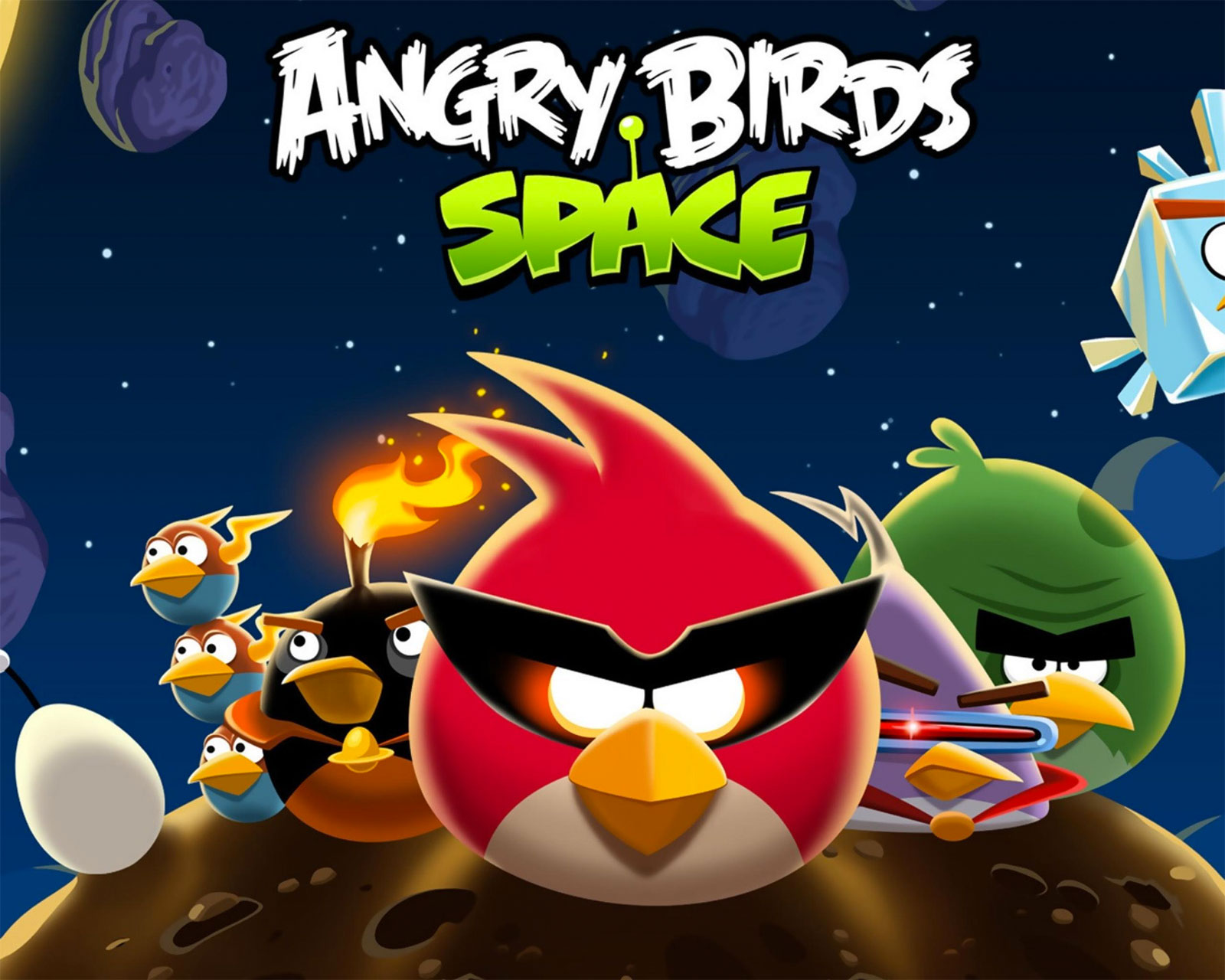 iphoneros.com - iPhoneros - Andy Birds Space para iPhone y iPad disponible gratis hoy
