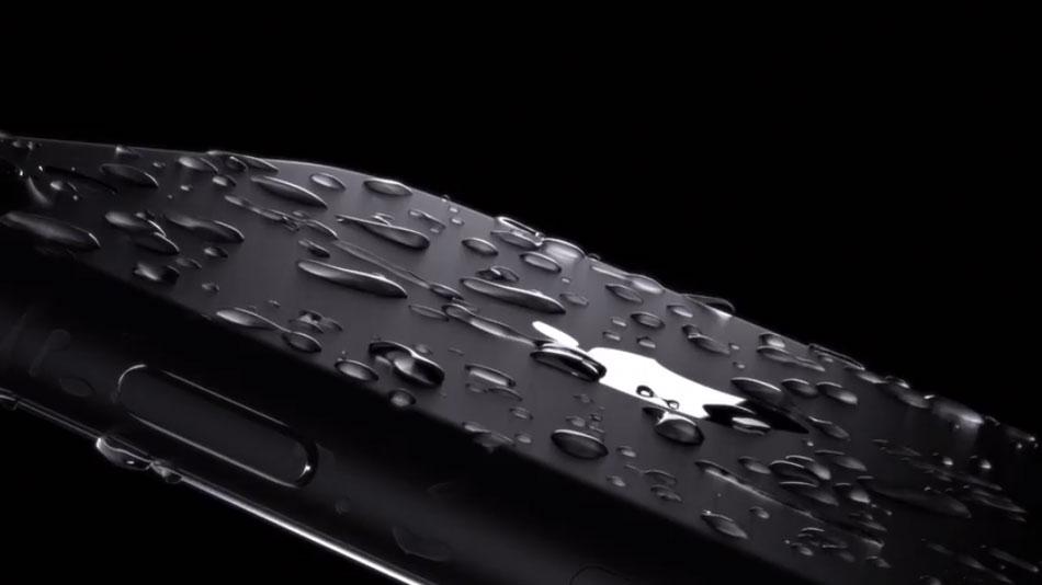 iPhone siete con agua