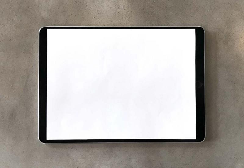 Así sería un iPad de 10,5 pulgadas