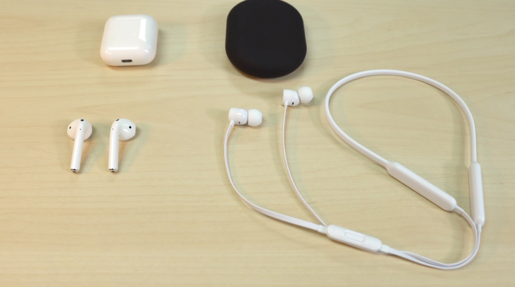 AirPods y BeatsX