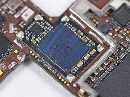 Chip Broadcom BCM4329FKUBG con radio FM
